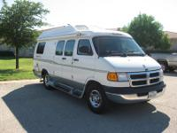 This is very versatile self-contained 20' RV. Has only
