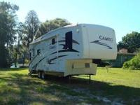 2007 Cameo F30rls, Excellent condition, used only 5