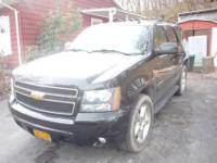 2007 Cehvy Tahoe, 27.5kmi, clean, 2WD-4WD, power