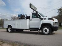 2006 GMC C5500 13' Service/Utility/Mechanics Truck,