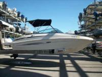 2008 Sea Ray 210 SUNDECK The Sea Ray 210 Sundeck is the