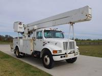 FREE DELIVERY!! Versalift VN50 - 55' Working Height,