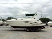 1998 Chaparral 30 SIGNATURE 1998 Chaparral Signature 30