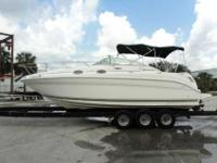 2002 Sea Ray 260 Sundancer 2002 Sea Ray 260 Sundancer