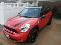 Like New 2011 MINI Cooper S Countryman SUV. Paid $39K