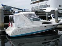 This Classic 1976 2850 Bayliner Bounty is in great