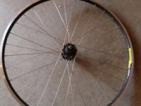 Shimano Deore Hub with Alex ACE-19 Rim, good conditoin