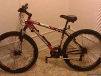 29'' inch Genesis Mountain Bike in excellent condition