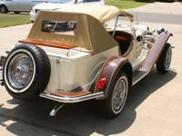 '29 merc. kit car built from a 1981 Ford or Bobcat