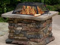 This Is Our 29 Outdoor Patio Firepit Which Is Not Only