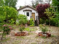 LOS ALTOS HILLS COTTAGE    FURNISHED and INCLUDING ALL