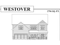 THE WESTOVER FLOOR PLAN. Large, open floor plan with