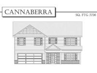 THE CANNABERRA FLOOR PLAN! Large, open floor plan with