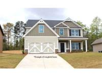 Large, Open Floor Plan with Ov The popular Camden Floor