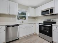 Newly renovated, 3BR 1BA, home just listed! Freshly