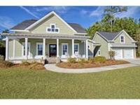 FSBO Custom LowCountry Bungalow situated on 0.60+ acres