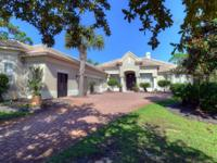 Exquisite property located in one of Sandestin's most