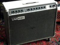 GIBSON L5 LAB SERIES GUITAR AMPLIFIER. 100 WATTS RMS.