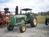 2955 John Deere tractor in good condition for $9000.00