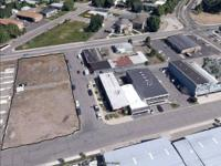 Commercial property in central Missoula located at the