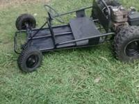 I Have a 5hp go kart It wont start comes without a