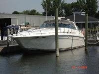 BEAUTIFUL VESSEL - A MUST SEE BEST 50' SEA RAY IN THE