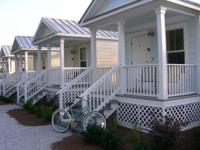 We have 1, 2 and 3 bedroom Cottages that are fully