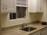 AVAILABLE LATE MAY  Remodeled kitchen and bath, light