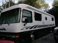 Selling 36 foot 1997 Monaco Beaver Motor home with
