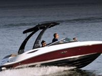 3374-Searay- yr-2012- model 210 SLX- 5.0 Engine- Dealer
