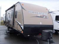 2013 HEARTLAND WILDERNESS 22' , TAN/PEBBLE,