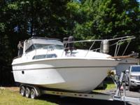 1986 Thompson 290 Daytona Twin Mercruiser V8's and