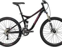 I am selling my 2010 Specialized Safire Comp Mt Bike.