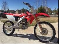 Selling two identical 2006 Honda CRF 250's$3200 each or