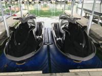 2 - 2014 Yamaha VX Cruiser Jet Skis plus trailer and
