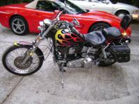 Up for auction here is my beloved 1985 FXSB Lowrider.