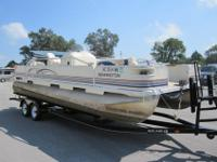 This is a super nice 22 FT Pontoon Boat. This is for