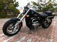We are offering for sale this nice clean motorcycle a