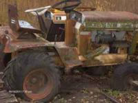 I have 2 Bolens lawn tractors .The smaller one has