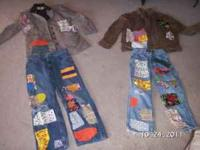 I have two BUM or HOBO HALLOWEEN COSTUMES for sale.