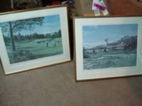 2 Castle Pines Golf Course Ltd Edition Prints By Arthur