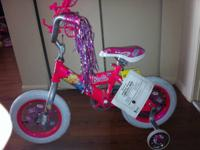 I am marketing 2 little gals bikes. Both have never