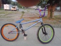 I have two bmx bikes for sale or trade for other bmx