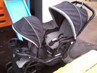DOUBLE STROLLERS $59.99 and 119.99 GREAT CONDITION!!! 2