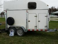 HORSE TRAILER FOR SALE I have 2006 Brenderup Royal TC 2
