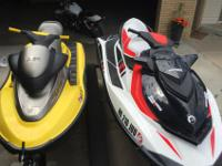 2013 Seadoo Wake 155Perfect for pulling Wakeboards Skis