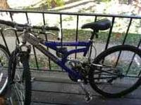 Hi, i have a male Mongoose mountain bike it is all