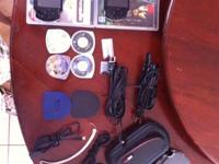 PSP 3001 and PSP 1001, excellent condition. Has 2 wall