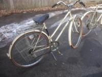 2 raleigh vintage bikes made in nottingham england best