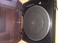 i have two record players for sale. one is a sony ps